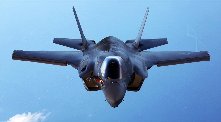 Heads roll at Lockheed Martin over troubled F-35 program