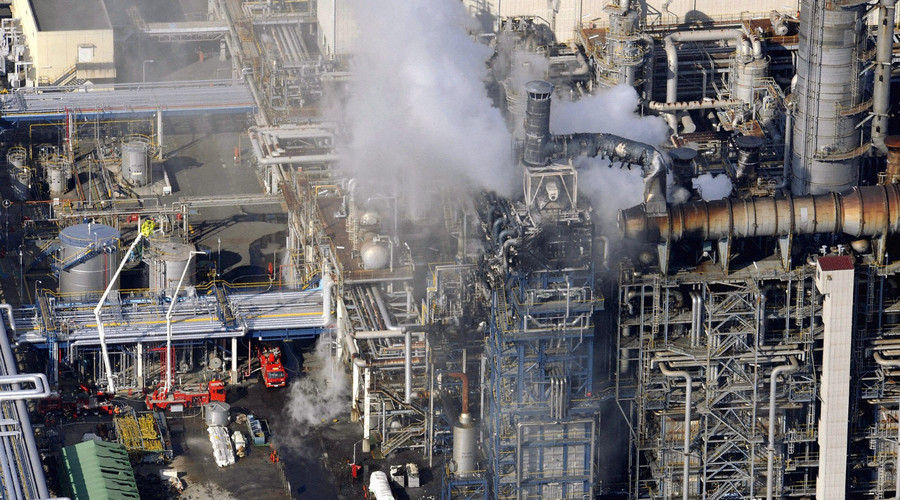 Explosion at Mitsubishi Gas Chemical Co. plant in Ibaraki Prefecture, Japan – reports
