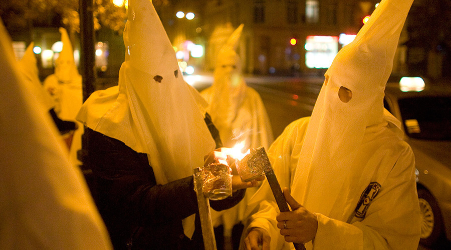 US mayors, senators deny KKK ties after being allegedly outed by Anonymous leak