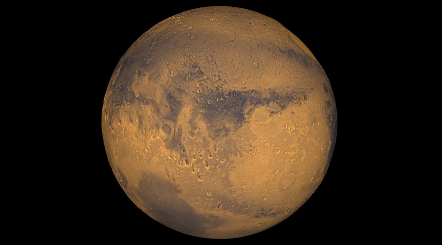 Health hazards remain obstacle to human travel to Mars - NASA report