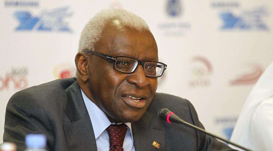 Former world athletics chief facing French corruption probe