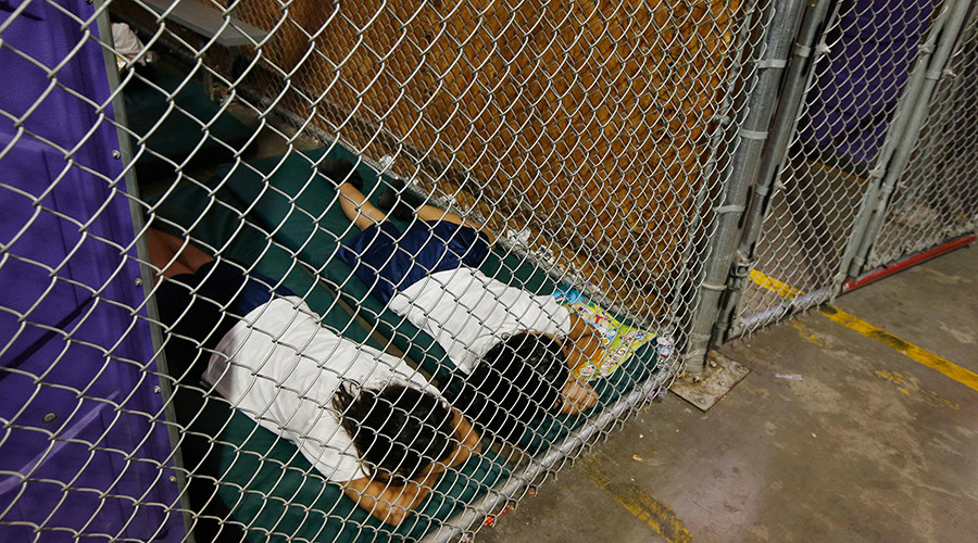 Isolation & cold cells: Women asylum seekers go on hunger strike to protest mistreatment