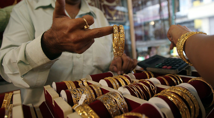 India wants people to turn in their gold