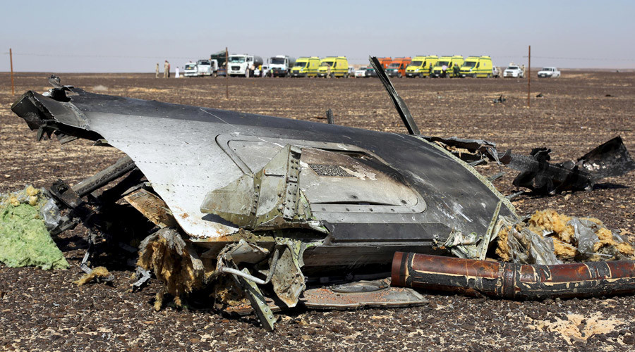 Cherry-picking facts may lead Sinai crash probe down MH17 lane – Russian aviation agency chief