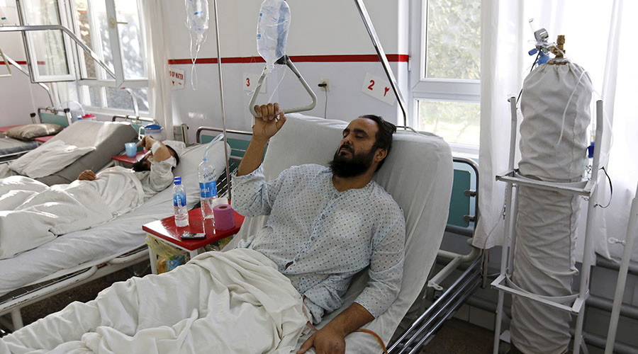 'US is bombing hospitals and refuses to be held accountable'