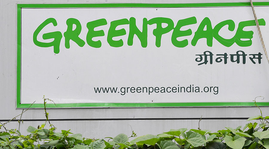 India cancels Greenpeace license, orders NGO to close within 30 days
