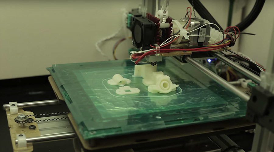 3D printing may be cool – but also toxic, study warns