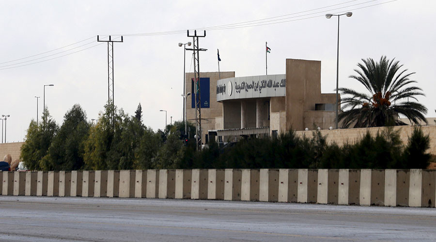 2 Americans among 6 killed in attack on police training facility in Jordan