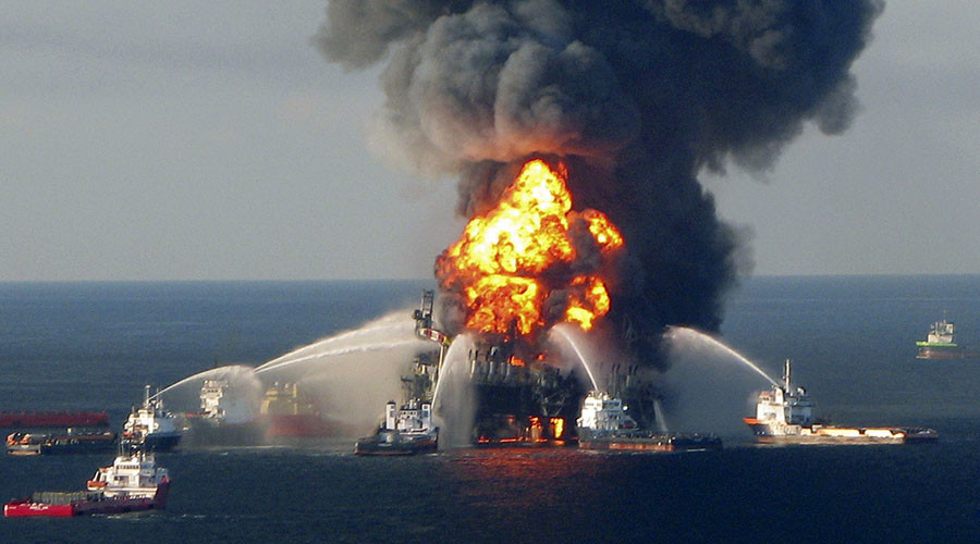 Chemicals did not help disperse BP's oil spill, hurt oil-degrading micro-organisms – study