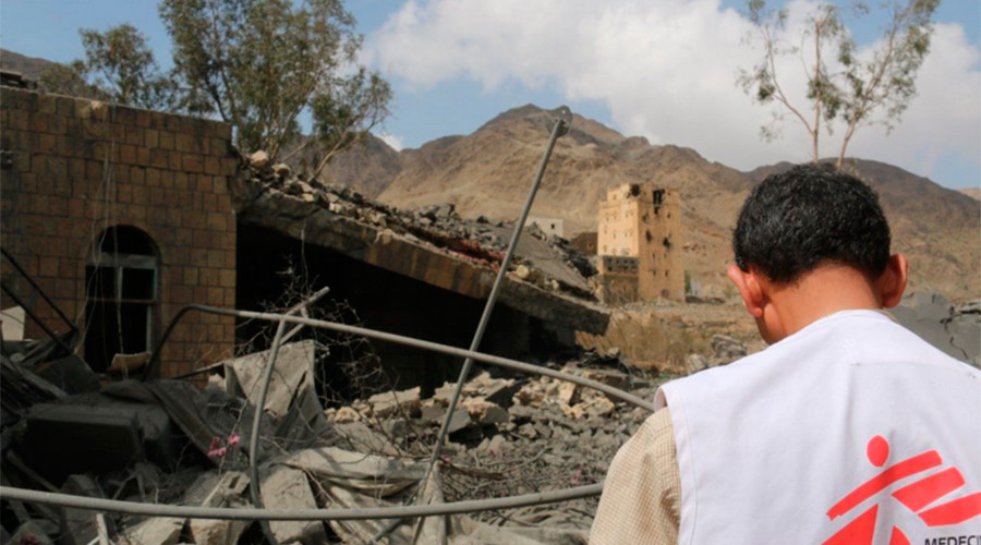 Yemen hospitals 'deliberately' targeted in 100 attacks since March – ICRC