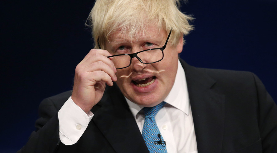 Boris Johnson cuts short Palestine visit after Israel boycott criticism sparks outrage