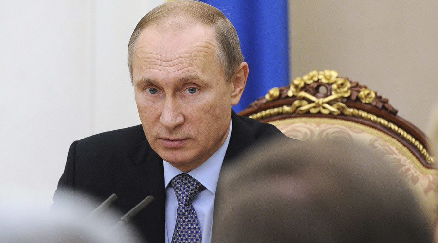 Putin: Free Syrian Army shares intel on ISIS targets, US reluctant to cooperate