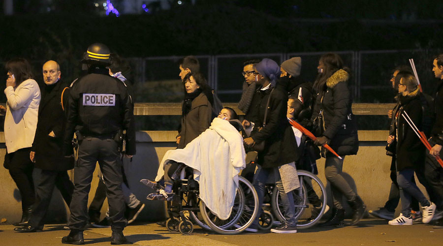 #PorteOuverte: Parisians advertise 'open doors' for those stranded by terror attacks