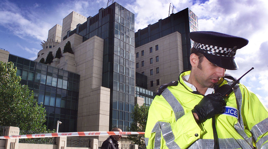 UK announces 'substantial' anti-terror funding boosts for MI6, MI5 & GCHQ