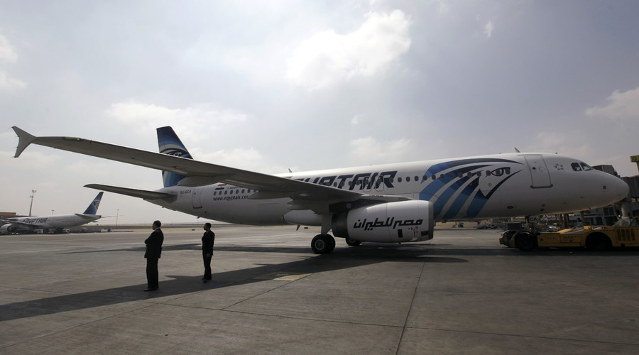 Egyptian airlines banned from flying to Russia