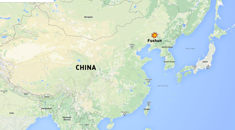 Blast & fire reported at chemical factory in China's Liaoning province