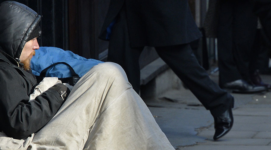 Homeless army veteran, 82, dies hours after eviction from squat