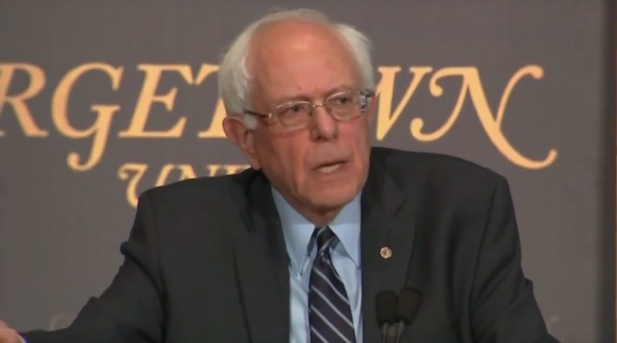 Bernie Sanders: We need new 'NATO' that includes Russia to defeat ISIS