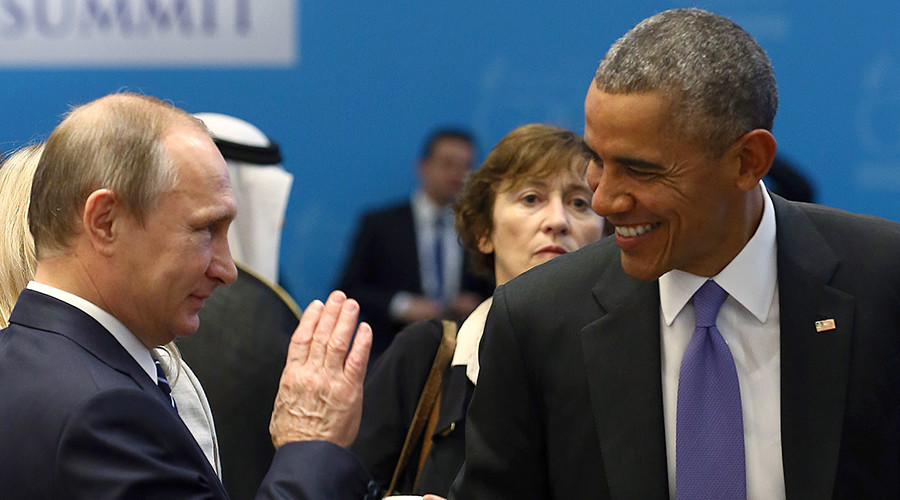 Russia's anti-terror cooperation may lead to easing of Western sanctions