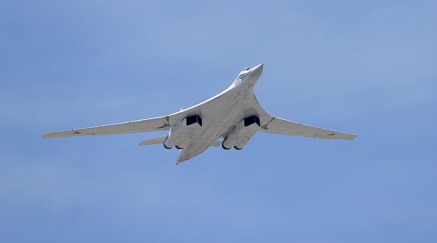 British fighter jets scrambled to intercept 2 Russian strategic bombers over Atlantic