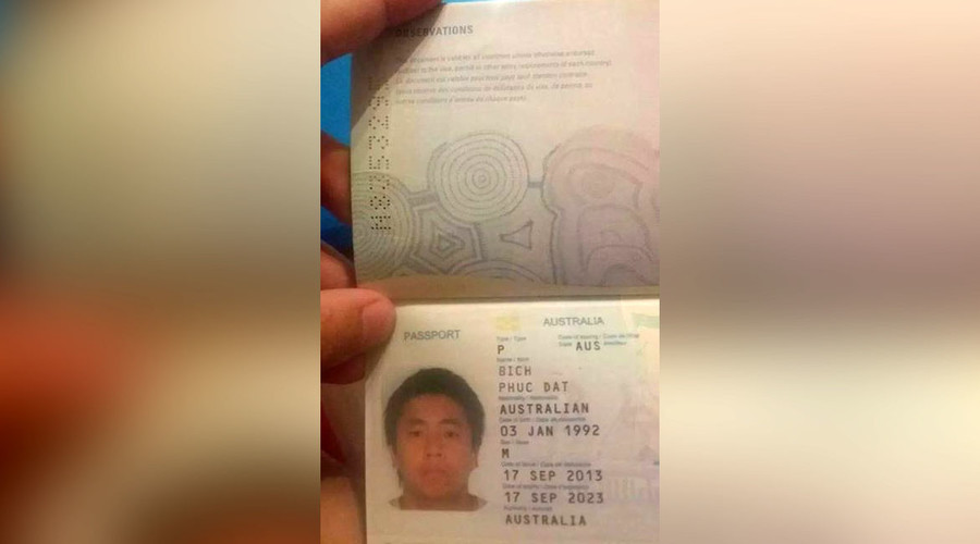 It's me, Phuc Dat Bich! Man has to prove name to use Facebook