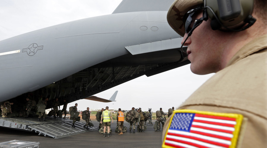 Behind the scenes: US involved in Mali since 9/11