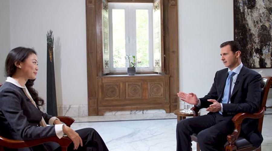 Syrian army making advances since Russian airstrikes began – Assad