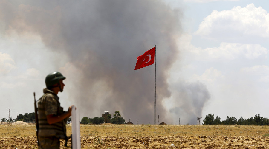 'Why down Russian jet? Because fighting ISIS is not really on Turkey's agenda'