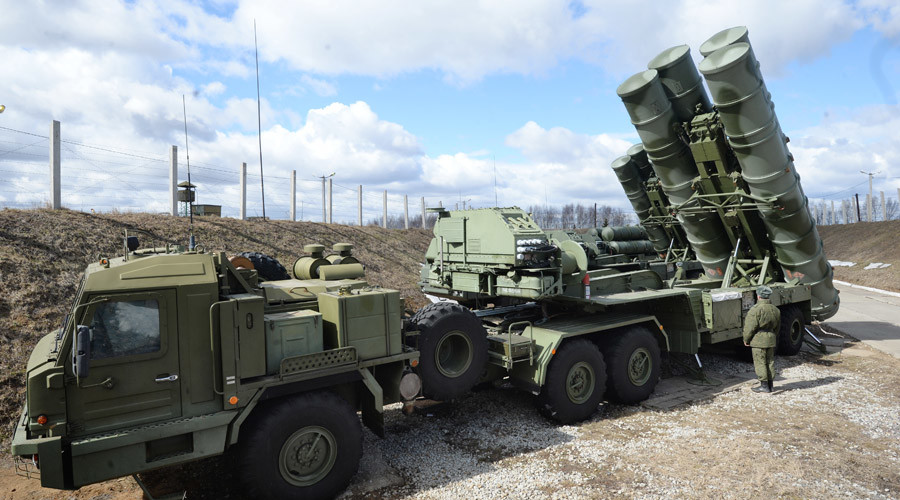 Moscow to deploy S-400 defense missile system to Khmeimim airbase in Syria