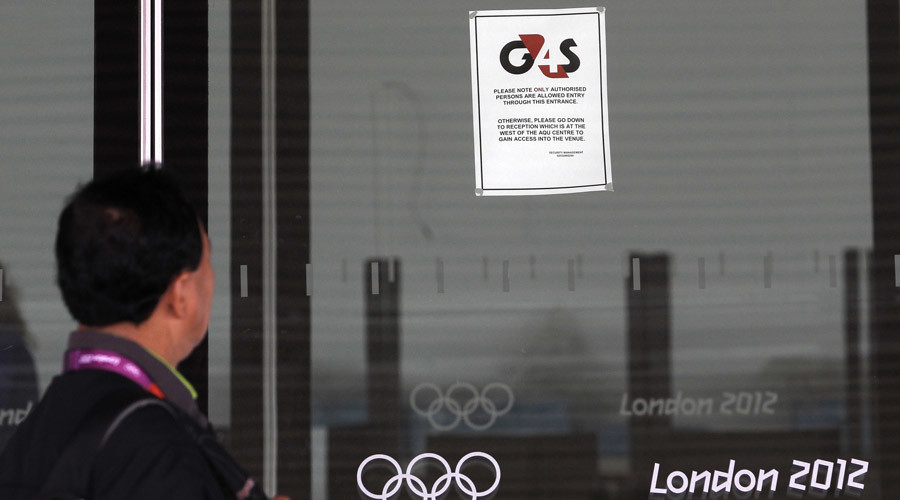 G4S awaits 'clarification' on Labour Party boycott over Israel contracts