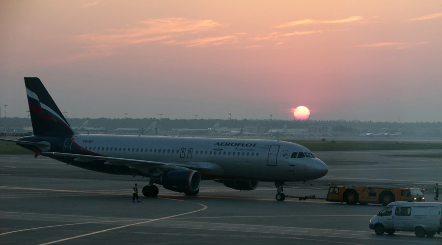 Ukraine imposes total flight ban on Russia