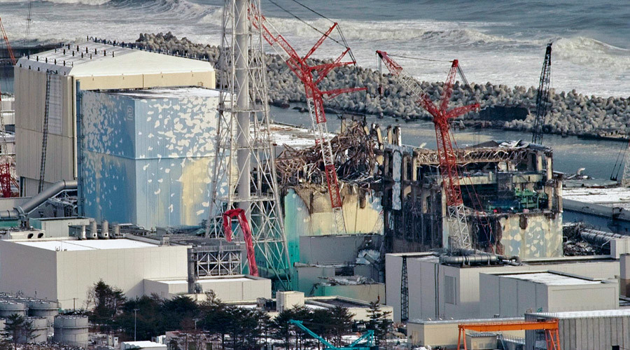 Russia offers to help Japan shut down Fukushima reactors