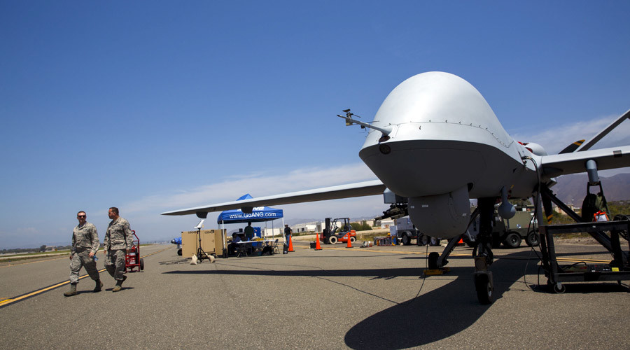British military claims drones killed 305 ISIS fighters in 1yr, no civilian casualties