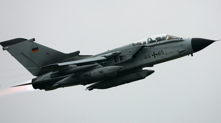 German air force to support France in fight against 'murderous gang' in Syria