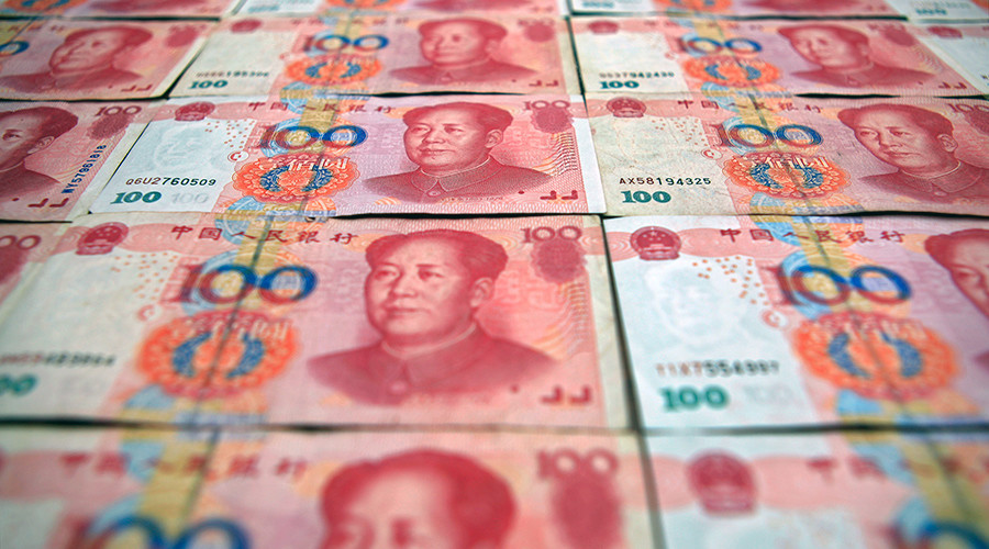 Russia adds yuan as currency reserve