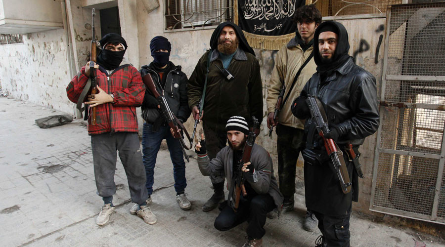 'That terrorist is not your Prince Charming!': Cosmo warns Russian women against ISIS temptation
