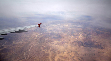 Heat flash over Sinai prior to Russian plane crash reportedly detected by US satellite