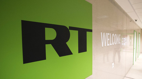 On The Washington Post and fear of RT