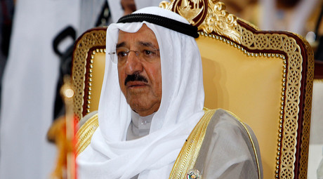 Emir of Kuwait to talk Middle East with Putin in Moscow