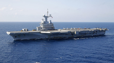 France to deploy its only aircraft carrier against Islamic State