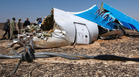 Unclear 'noise' recorded before A321 crash, its nature to be determined – Egypt's investigators