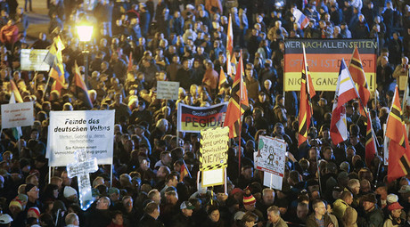 Amazon donates profits from PEGIDA's chart-topping anthem to refugees