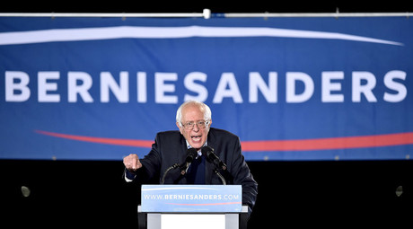 Indie democratic-socialist Sanders would beat Trump, Bush by landslide - poll