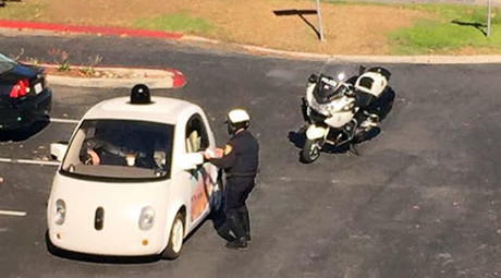 © Google Self-Driving Car Project