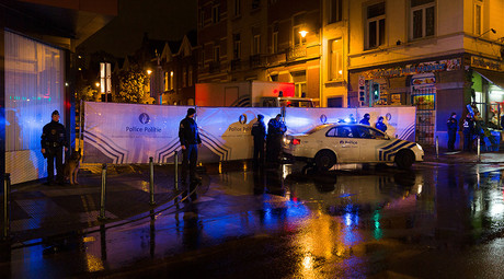 7 suspected of links with Paris attacks arrested in Brussels