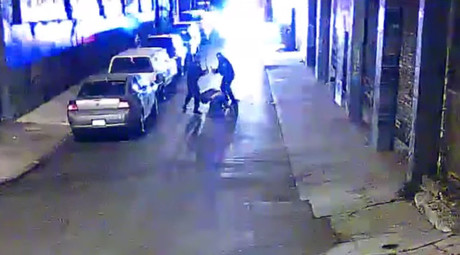 SF cops brutally beat suspect who showed no resistance after long car chase (VIDEO)