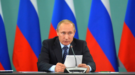 Putin: ISIS financed from 40 countries, including G20 members
