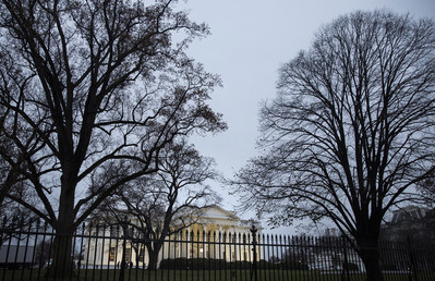 A view of the White House in Washington © Joshua Roberts