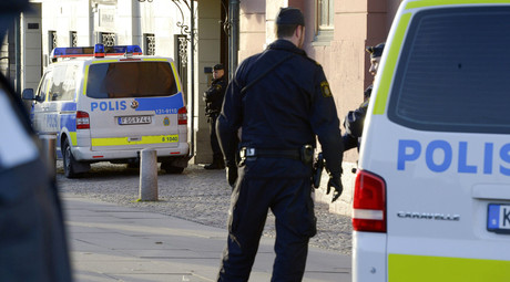 Swedish police raid refugee shelter, arrest suspected attack-plotting terrorist