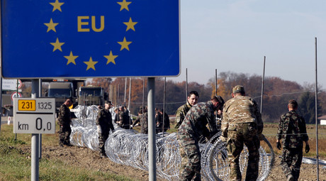 Limited free movement: EU to strengthen border control to fight terrorism